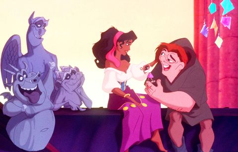 Disney's 'The Hunchback of Notre Dame' is Getting a Live-Action Remake