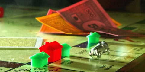 monopoly mortgage rules uk