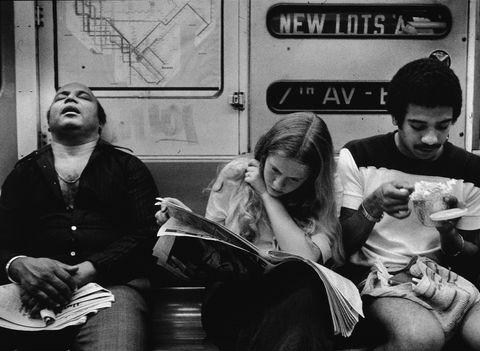 70年代,ニューヨーク,地下鉄,写真,ノスタルジック,アート
