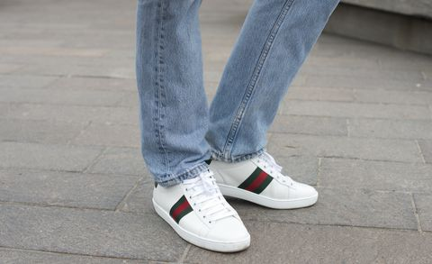 dd83c8bb0e3 These trainers look just like the iconic Gucci pair – and they re ...
