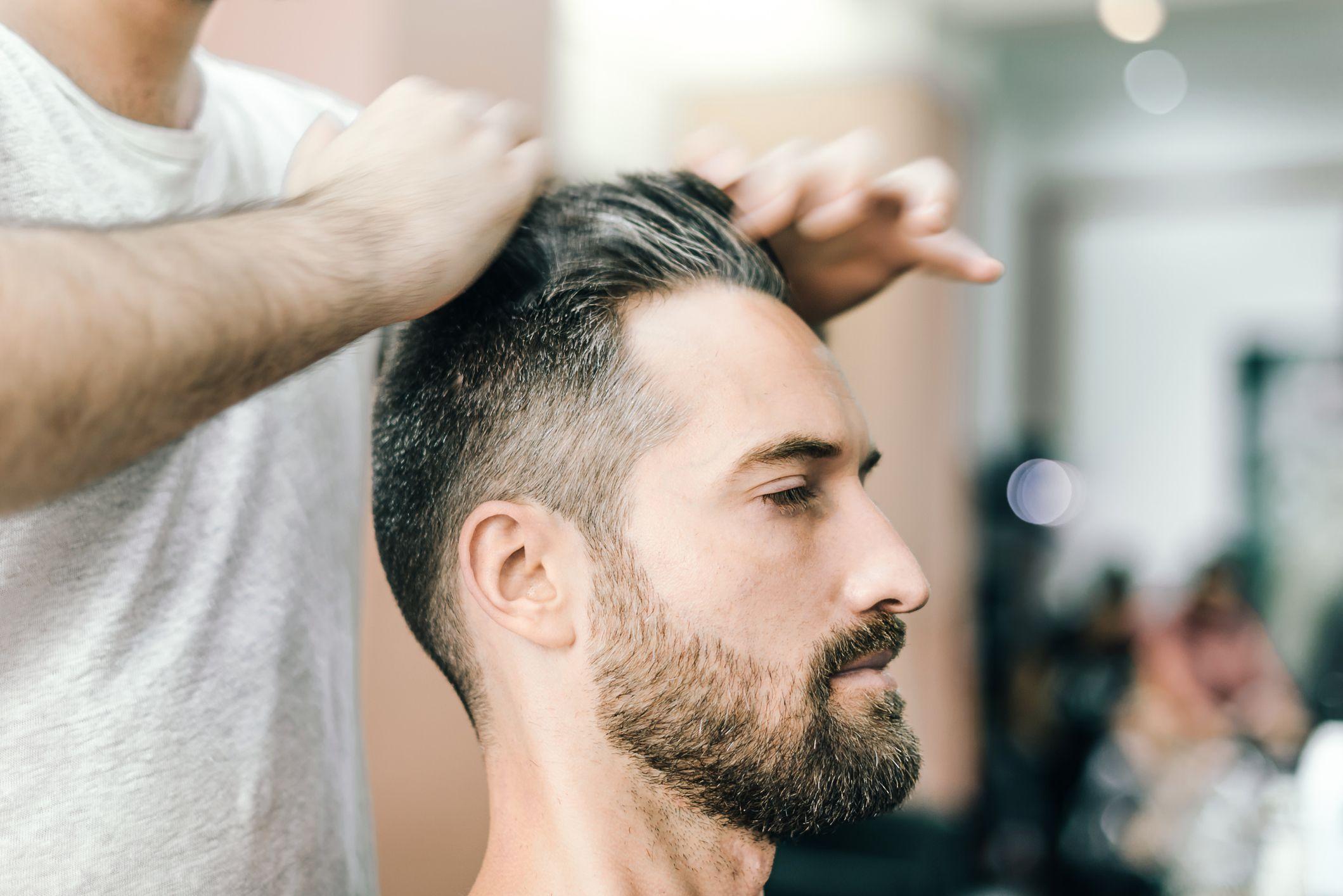 10 Hair Care Tips for Men Over 40