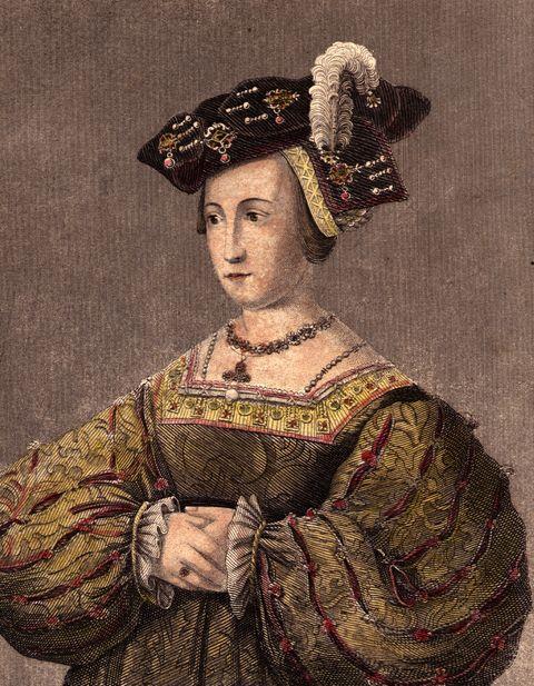 Anne Boleyn Queen Of England King Henry Viii  The Secret -5455