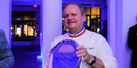 Dinner Hosted By Joel Robuchon - 2016 Food Network & Cooking Channel South Beach Wine & Food Festival Presented By FOOD & WINE