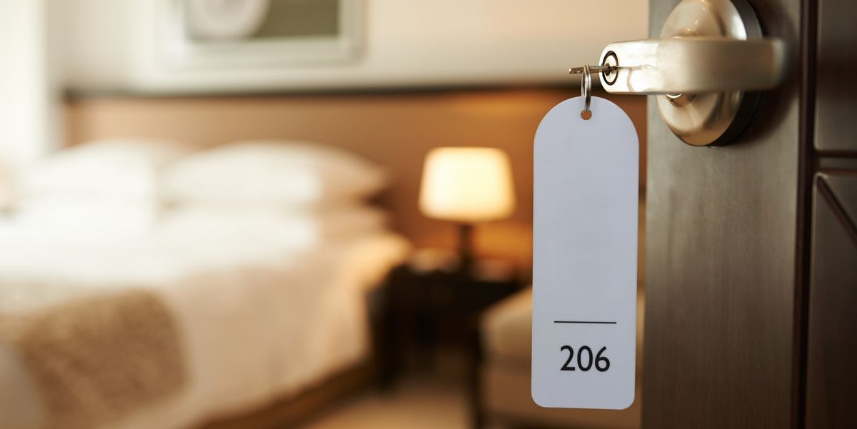 If You're Booking a Hotel Room Soon, Ask for One That Has Been Vacant for 3 Days