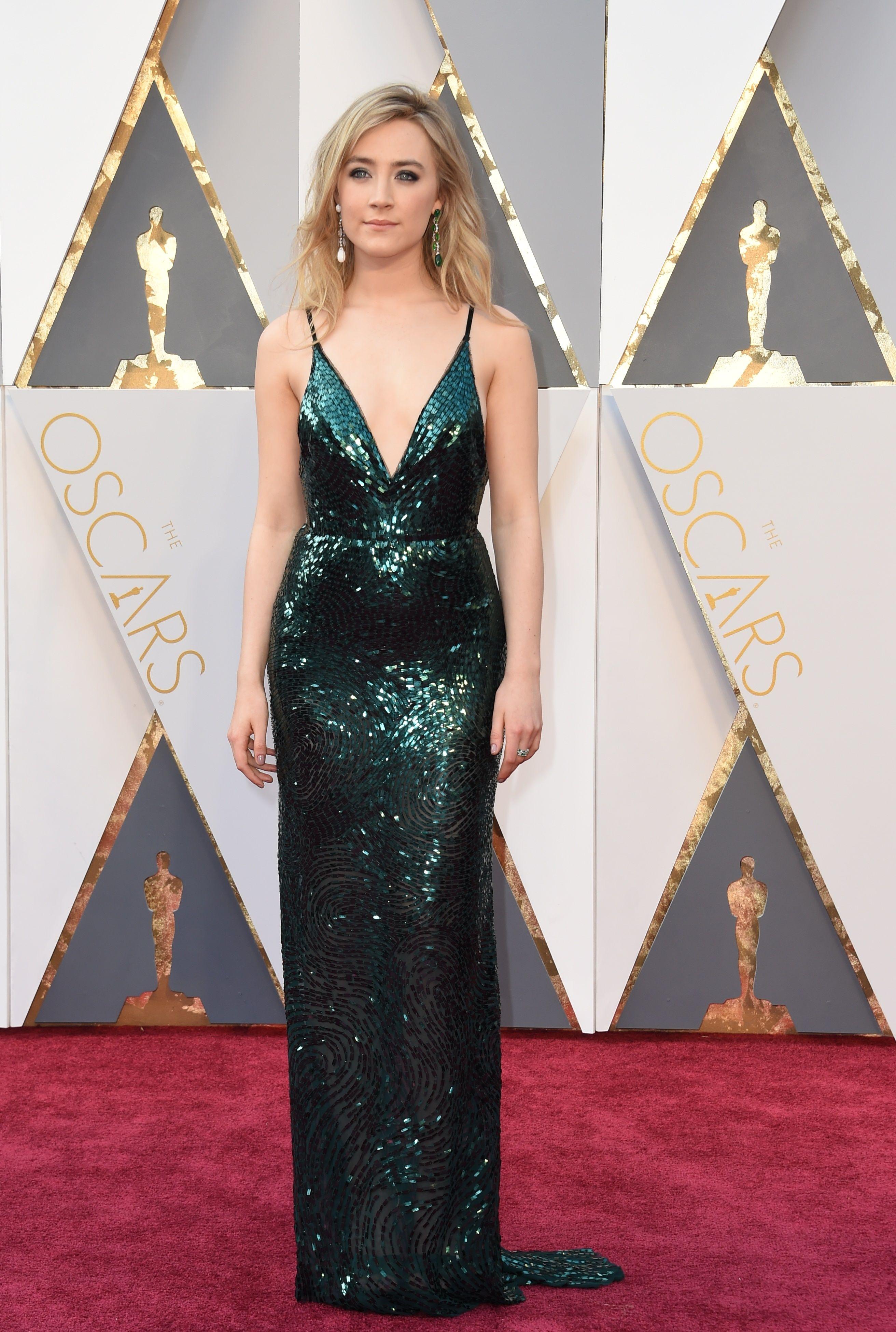 bcc87286acfd 45 Most Gorgeous Oscar Dresses - Best Academy Awards Looks