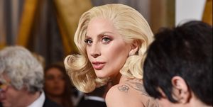 Lady Gaga bij de 88th Annual Academy Awards - Arrivals