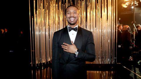 Suit, Formal wear, Lighting, Tuxedo, Event,