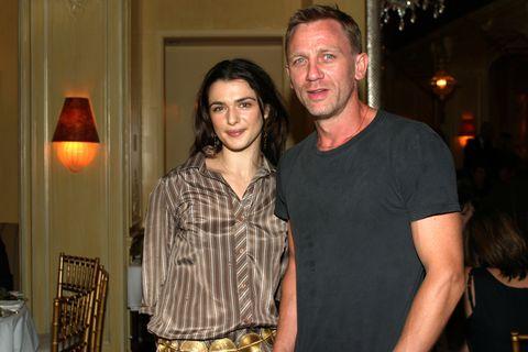 Rachel Weisz,Daniel Craig,瑞秋懷茲,丹尼爾克雷格,龐德,007,