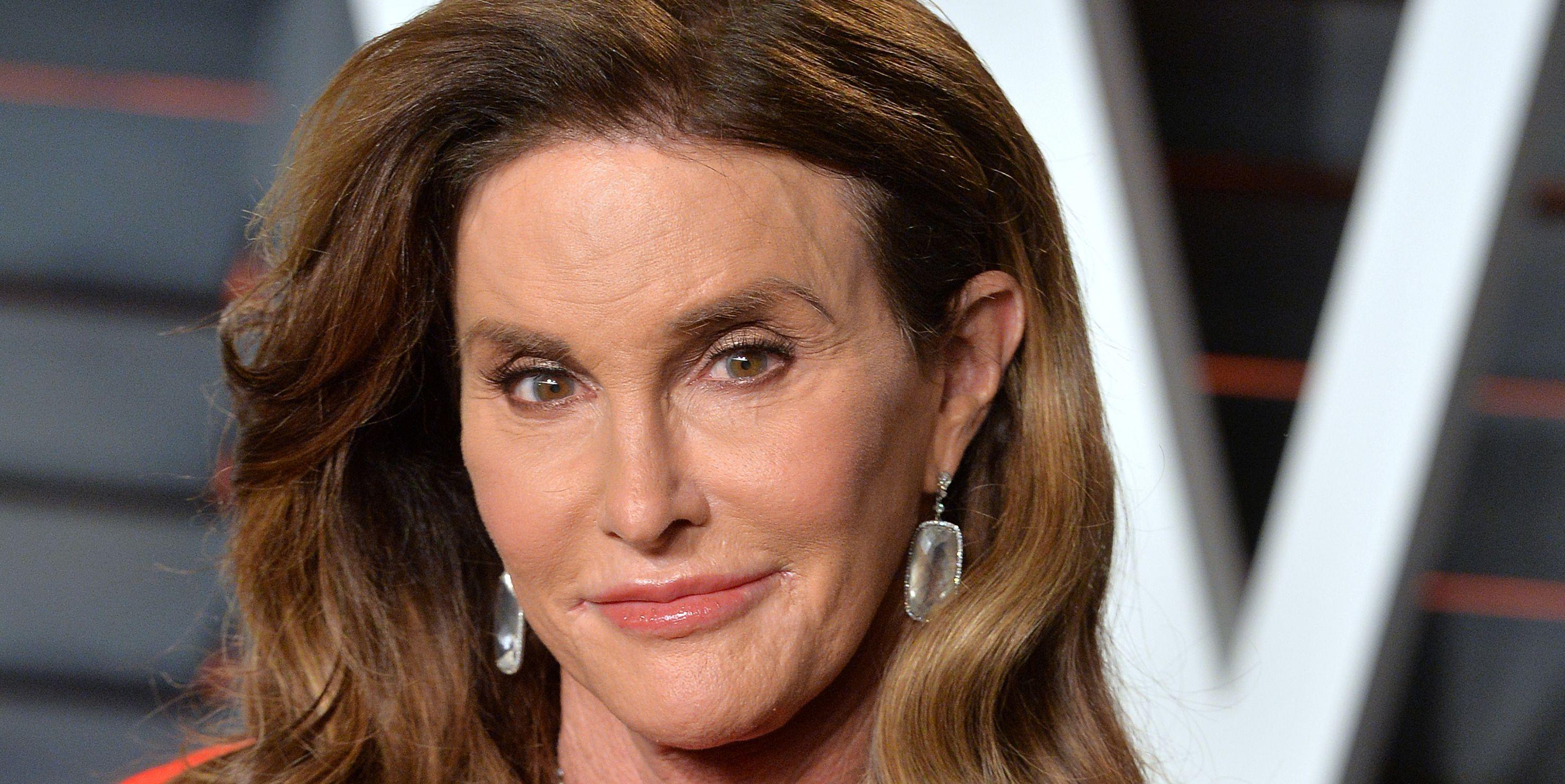 Caitlyn Jenner Speaks Out Against Trump's Transgender Military Ban