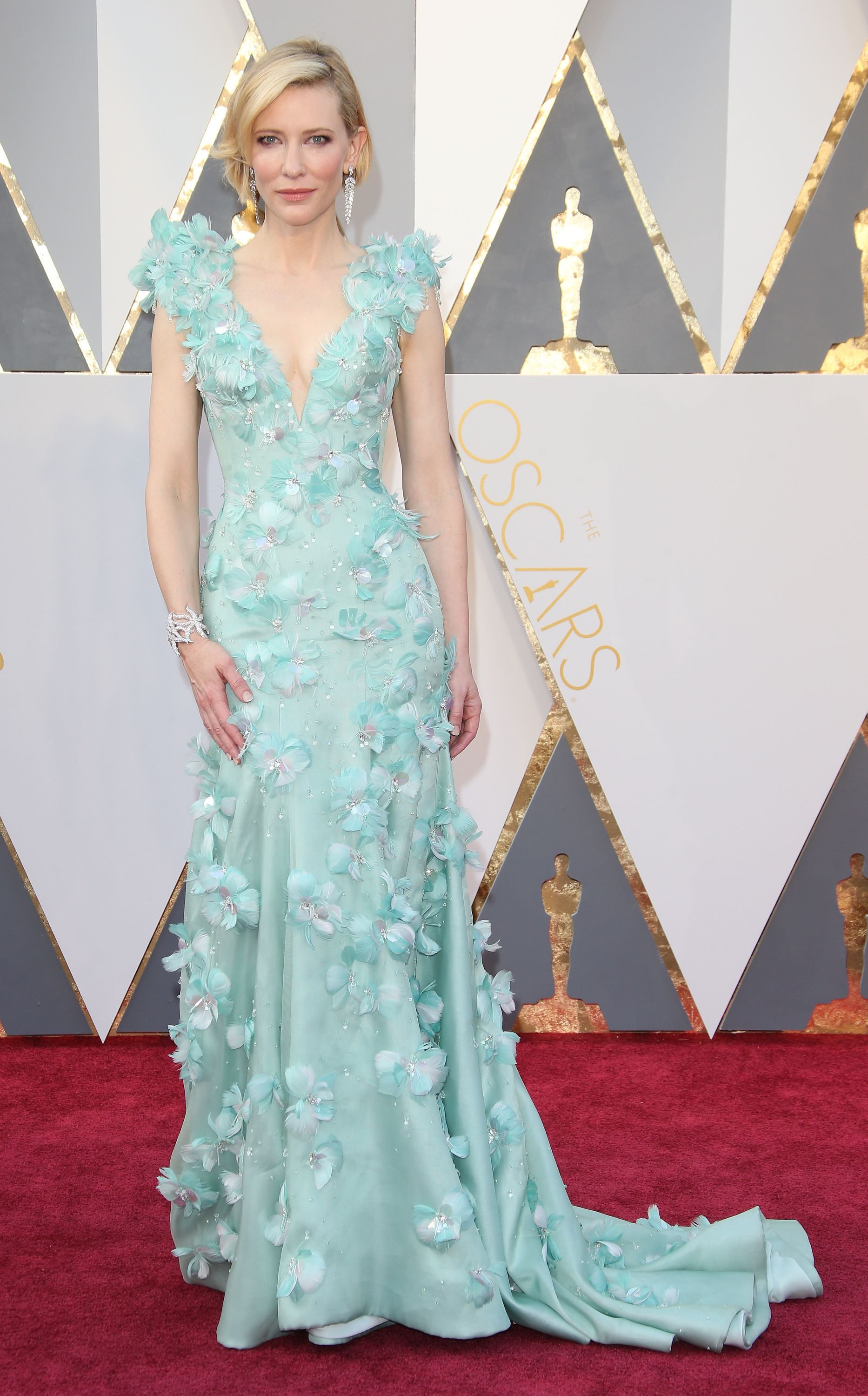 Oscar dresses - the best and worst dressed on the Oscars red carpet