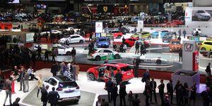 86. International Geneva Motor Show