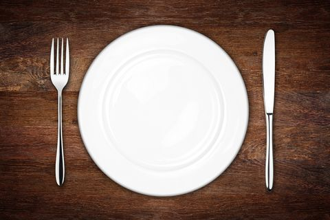 Scientific study says reducing portion size and calories has nothing to do with weight loss