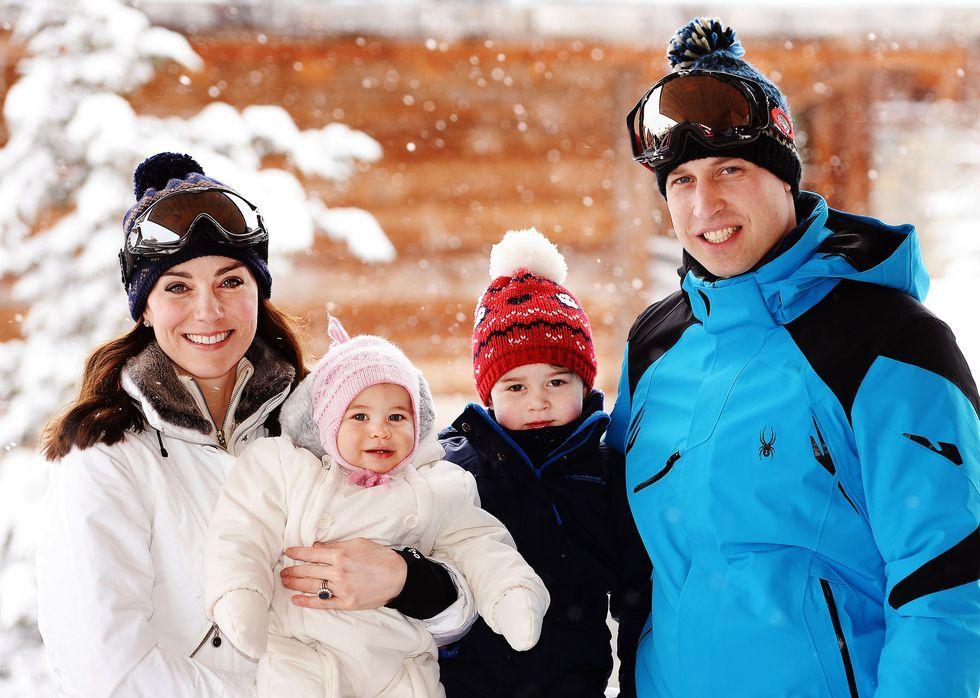 凱特王妃, 夏綠蒂公主, 英國皇室親子裝, 凱特王妃和夏綠蒂公主的母女裝, 皇室穿搭
