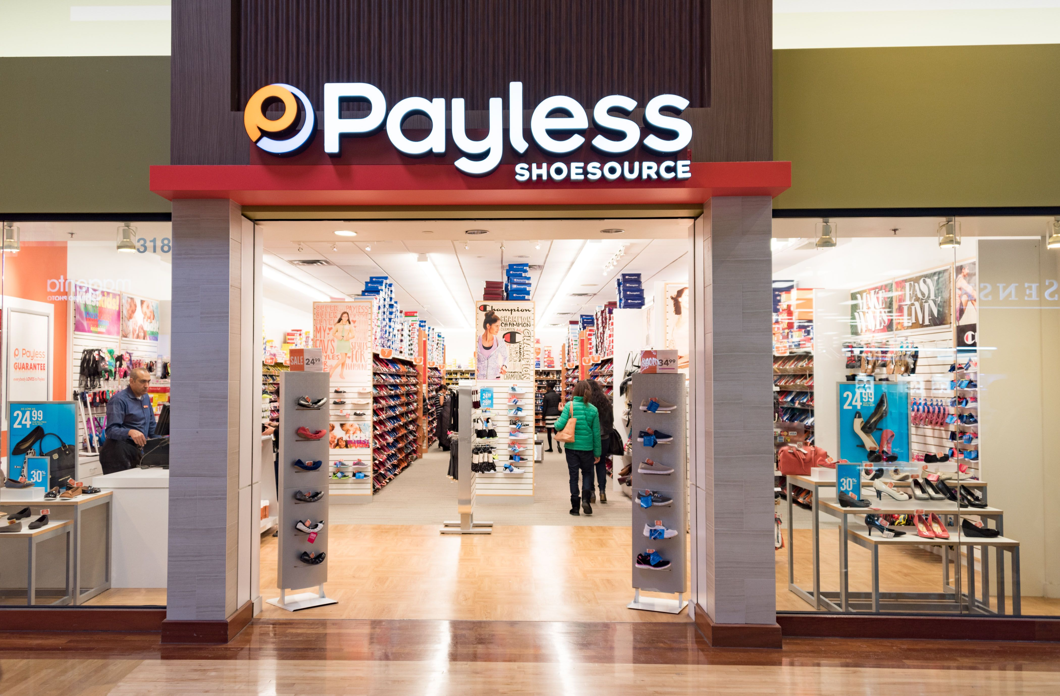 pay less shoe stores near me