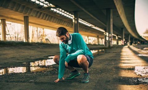 overtraining, te hard trainen, trainen, grens overgaan
