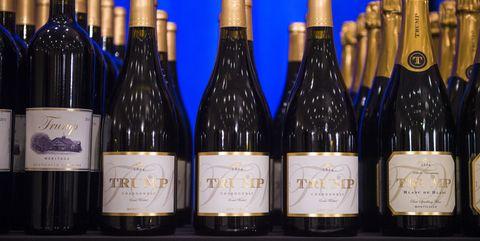 Trump Wine