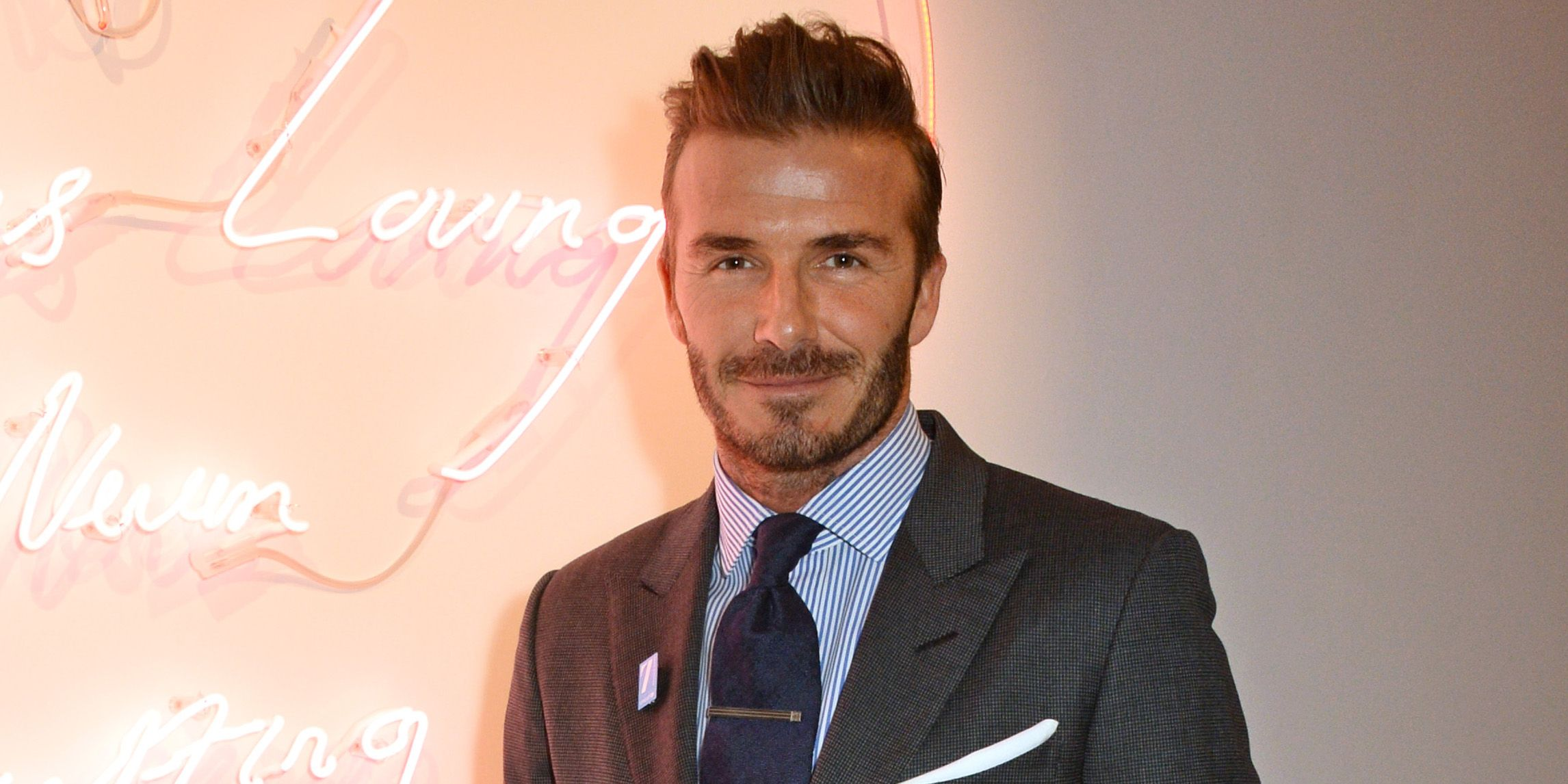 'David Beckham: The Man' Gala Auction