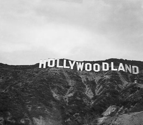 How the Hollywood Sign Came to Be