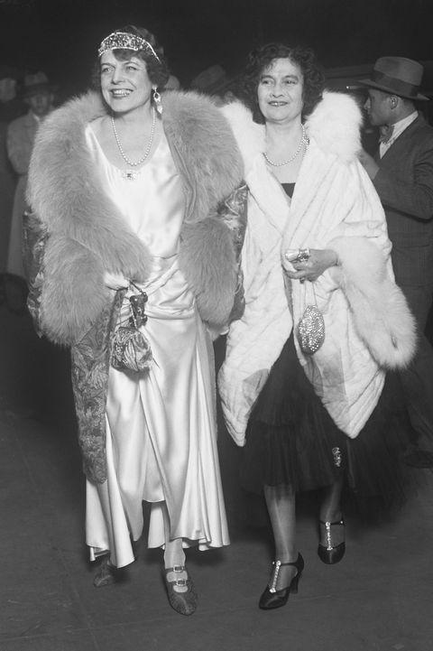 Society At Metropolitan Opera Opening
