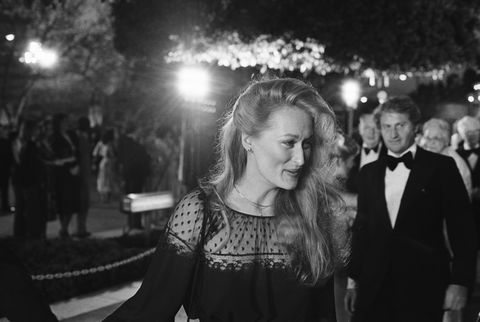 Meryl Streep y las tendencias