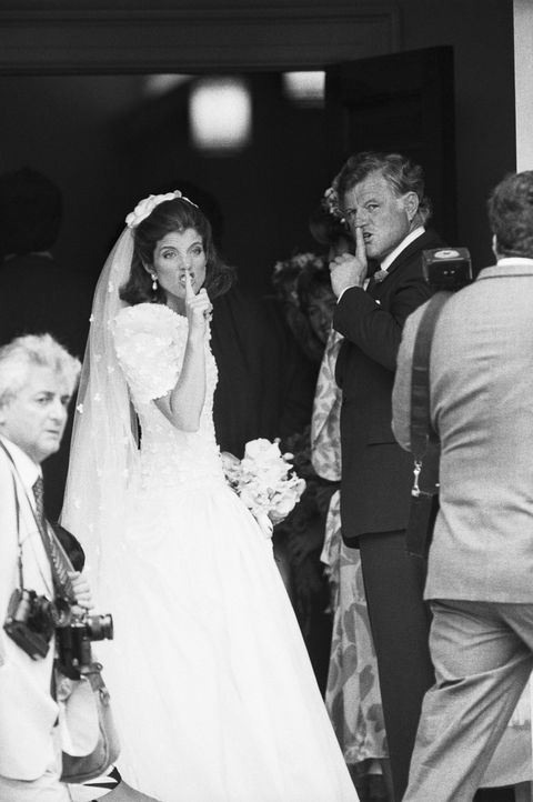 caroline kennedy wedding
