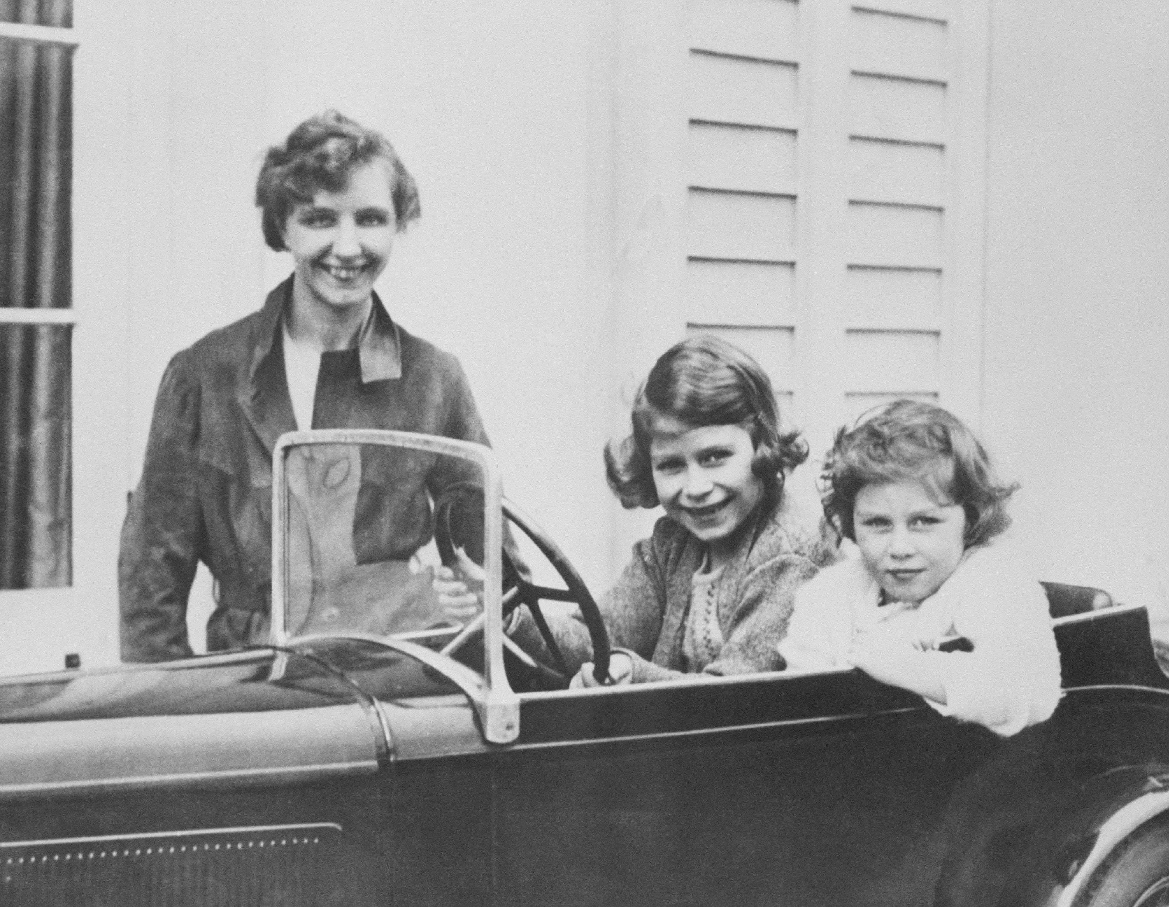 Marion Crawford, la tata della regina Elisabetta che tradì la famiglia reale