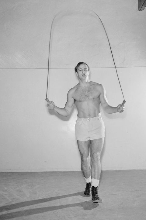 Shoulder, Standing, Arm, Joint, Chest, Skipping rope, Barechested, Rope, Monochrome, Drawing,