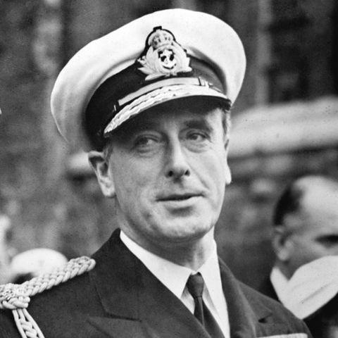 Admiral Louis Mountbatten