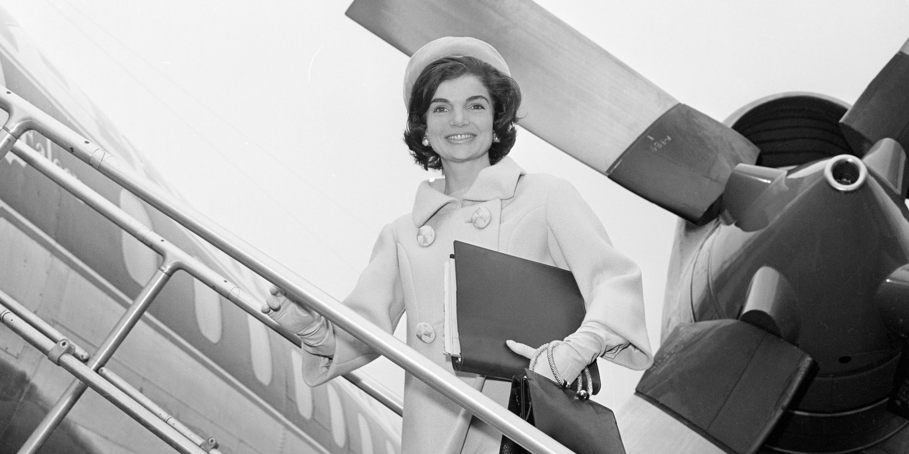 jackie kennedy travel