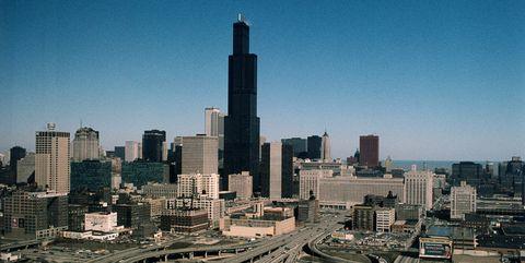 Metropolitan area, Cityscape, City, Urban area, Skyline, Skyscraper, Metropolis, Daytime, Human settlement, Downtown,