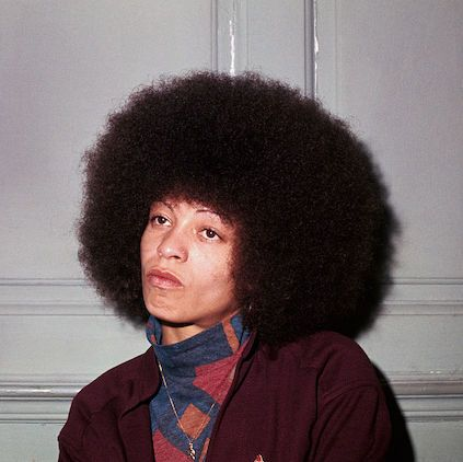 Image result for angela davis images