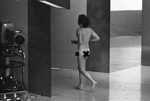 Photograph, Standing, Black-and-white, Snapshot, Photography, Room, Monochrome, Leg, Monochrome photography, Art model,