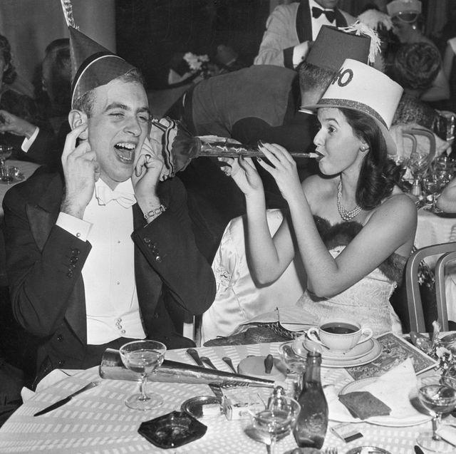 New Years Celebration at Waldorf-Astoria Hotel