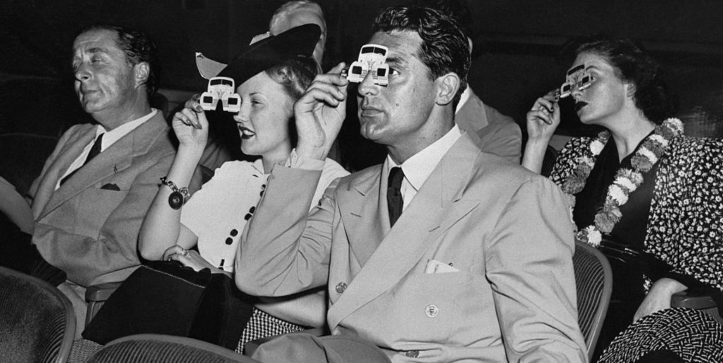 Vintage Movie Theater Moments
