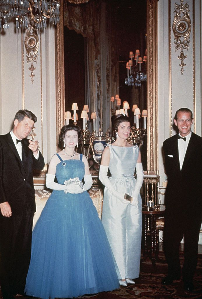 Jacqueline Kennedy-First Official Photo Kennedy Vintage 1961 Photo Mrs John F