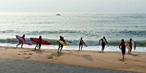 surf en cap bretón