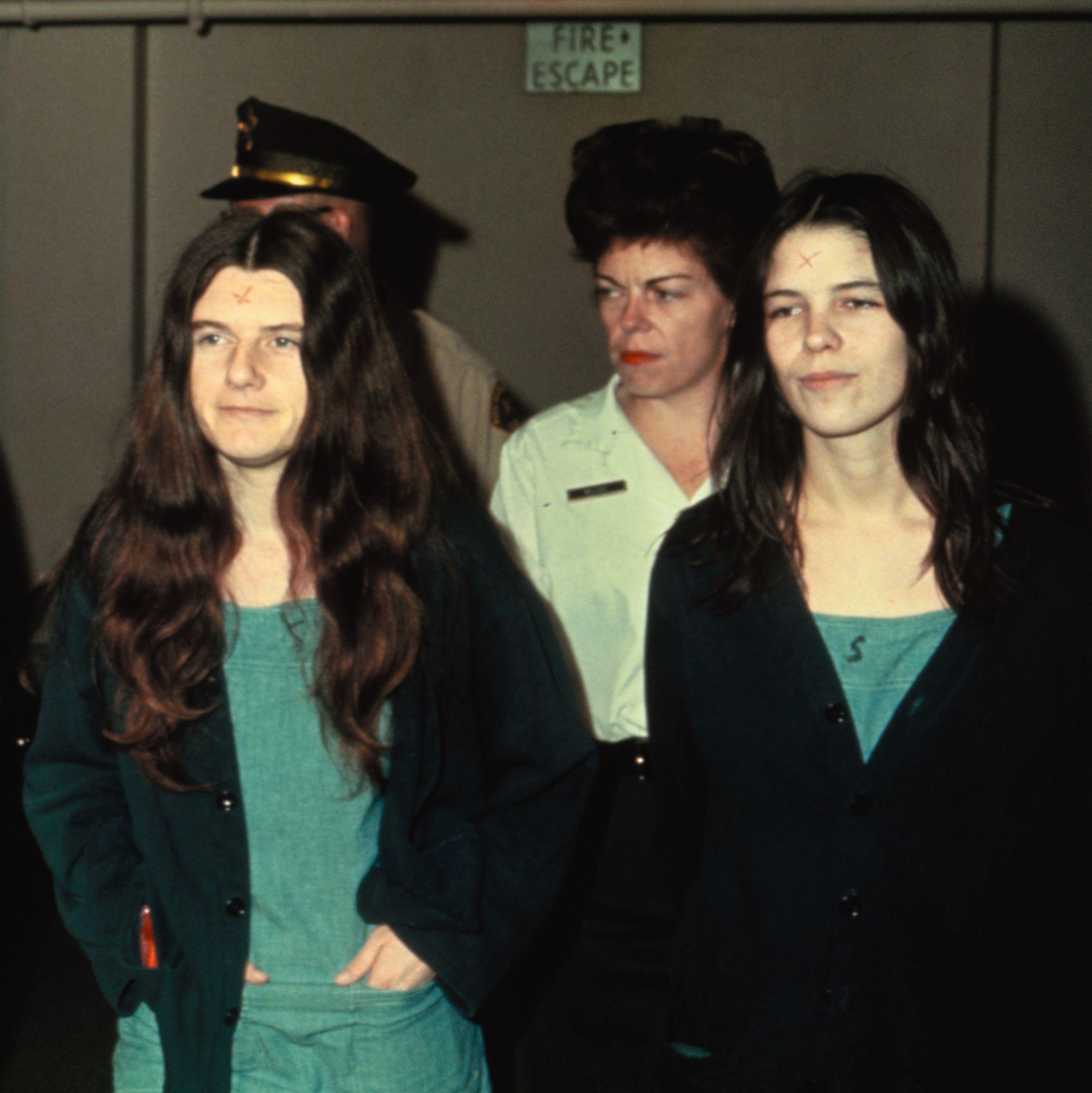 Where Are the Manson Family No...