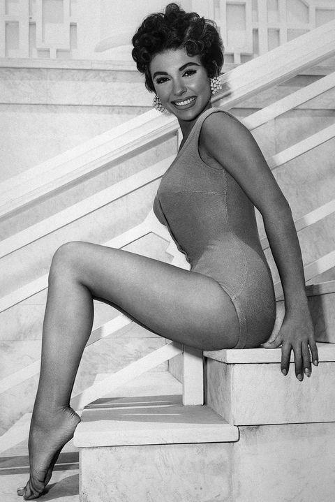 Rita Moreno In Bathing Suit