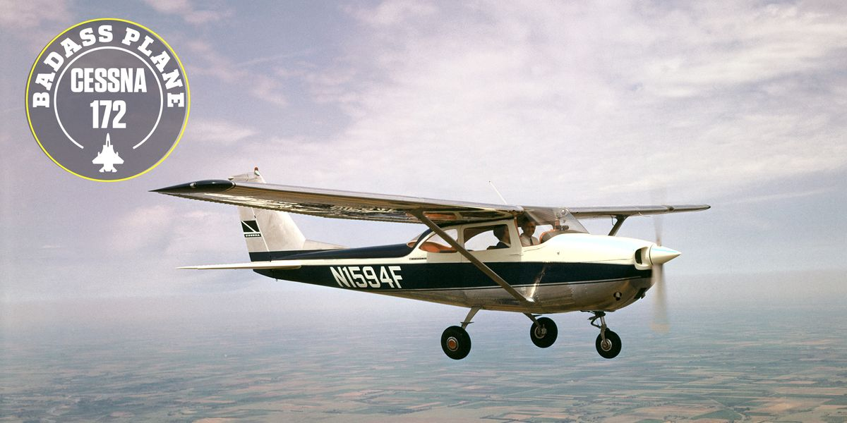 Why the Cessna Is Such a Badass Plane