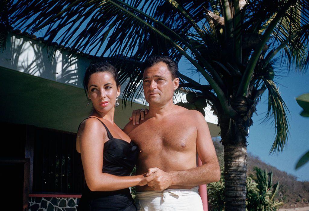 Vintage Celebrities on Their Honeymoons