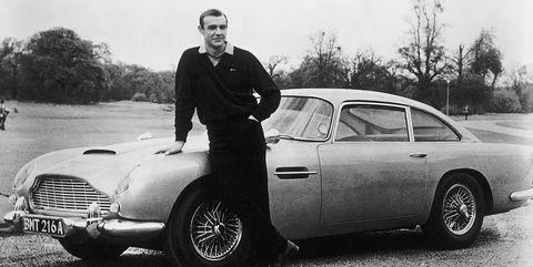 Land vehicle, Vehicle, Car, Classic car, Coupé, Aston martin db5, Sedan, Sports car, Ac greyhound, Classic,