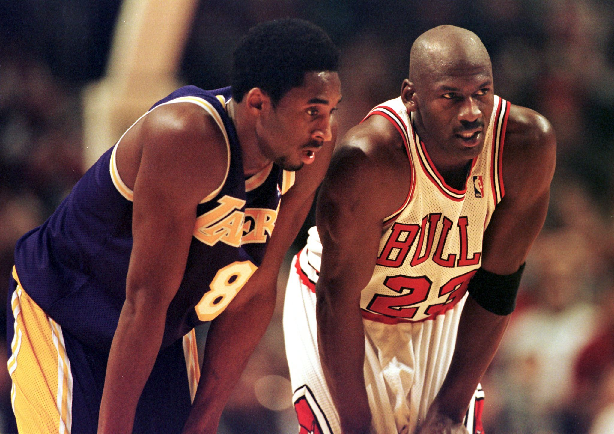 Michael Jordan Reveals His Last Texts With Kobe Bryant About Tequila, Gigi,  and Competition