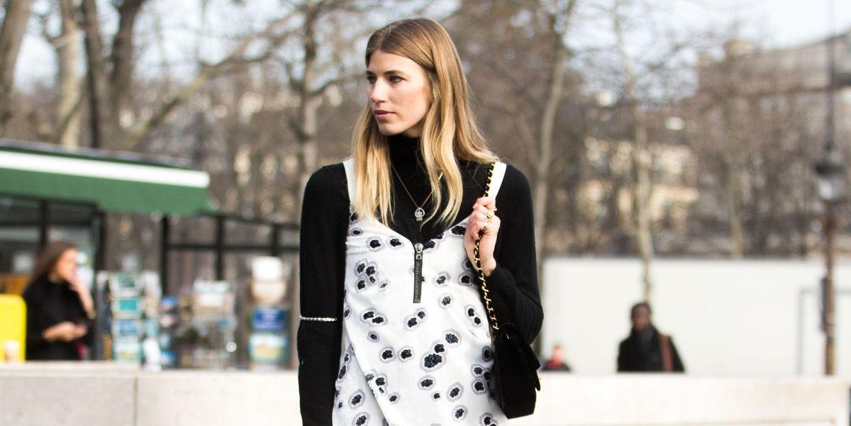 How to Style a Slip Dress - Ways to Wear a Slip Dress b477cdc88