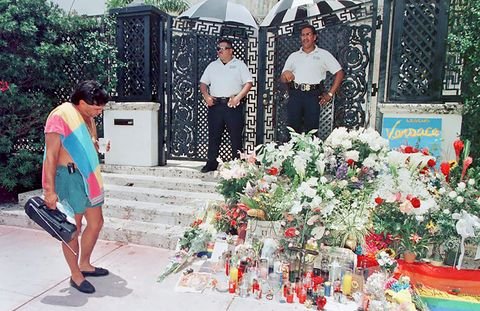 The True Story Of Gianni Versace S Murder Who Killed