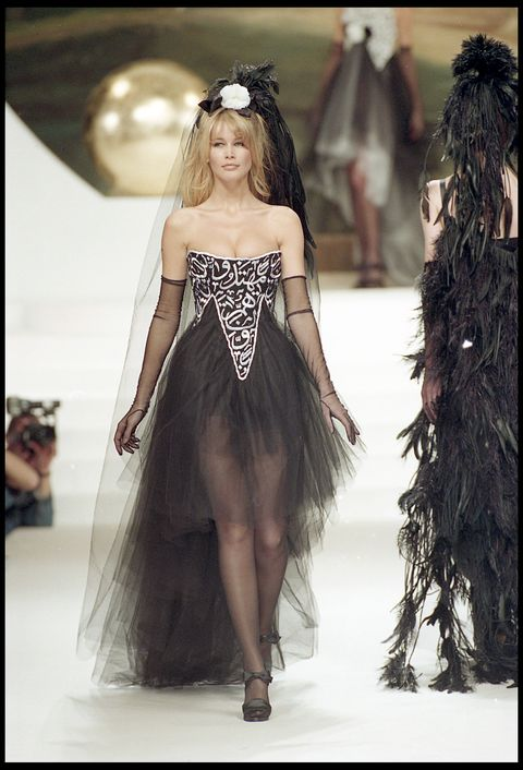 Chanel Haute Couture Spring/Summer 1994