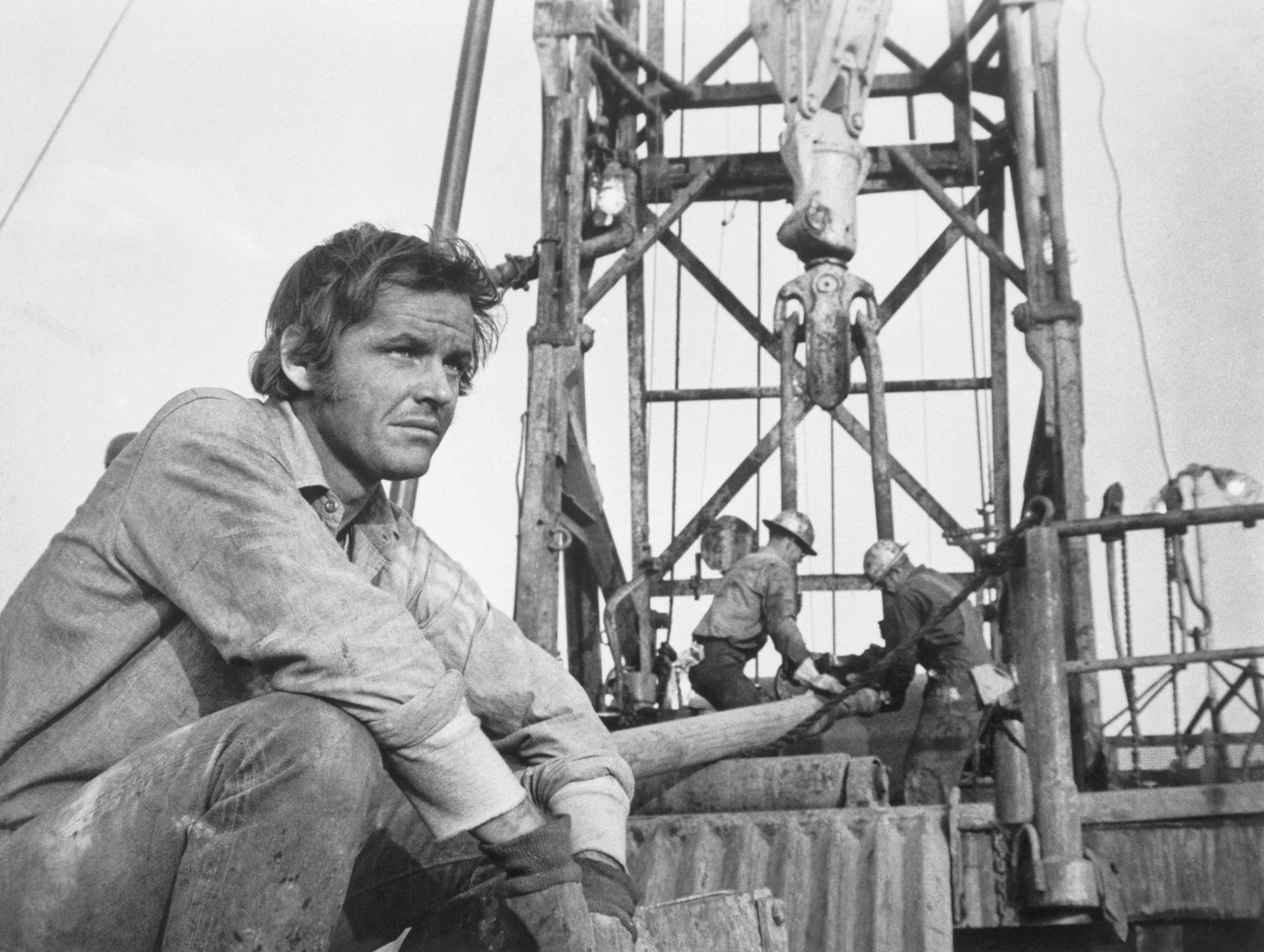 Nicholson in Five Easy Pieces .