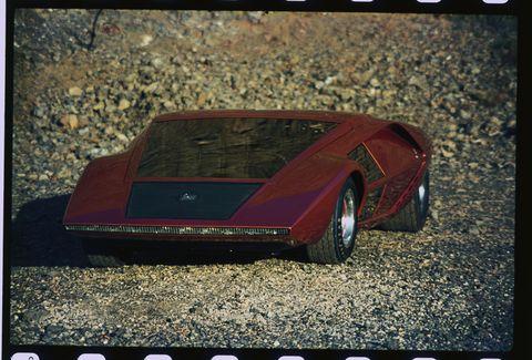 How The Lamborghini Terzo Millennio Recalls Wild 1970s Italian