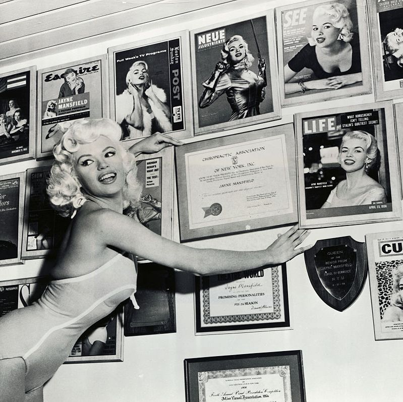 Words to Live By: Jayne Mansfield