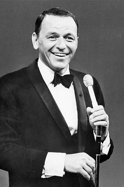 frank sinatra performs on his tv special frank sinatra a man and his music
