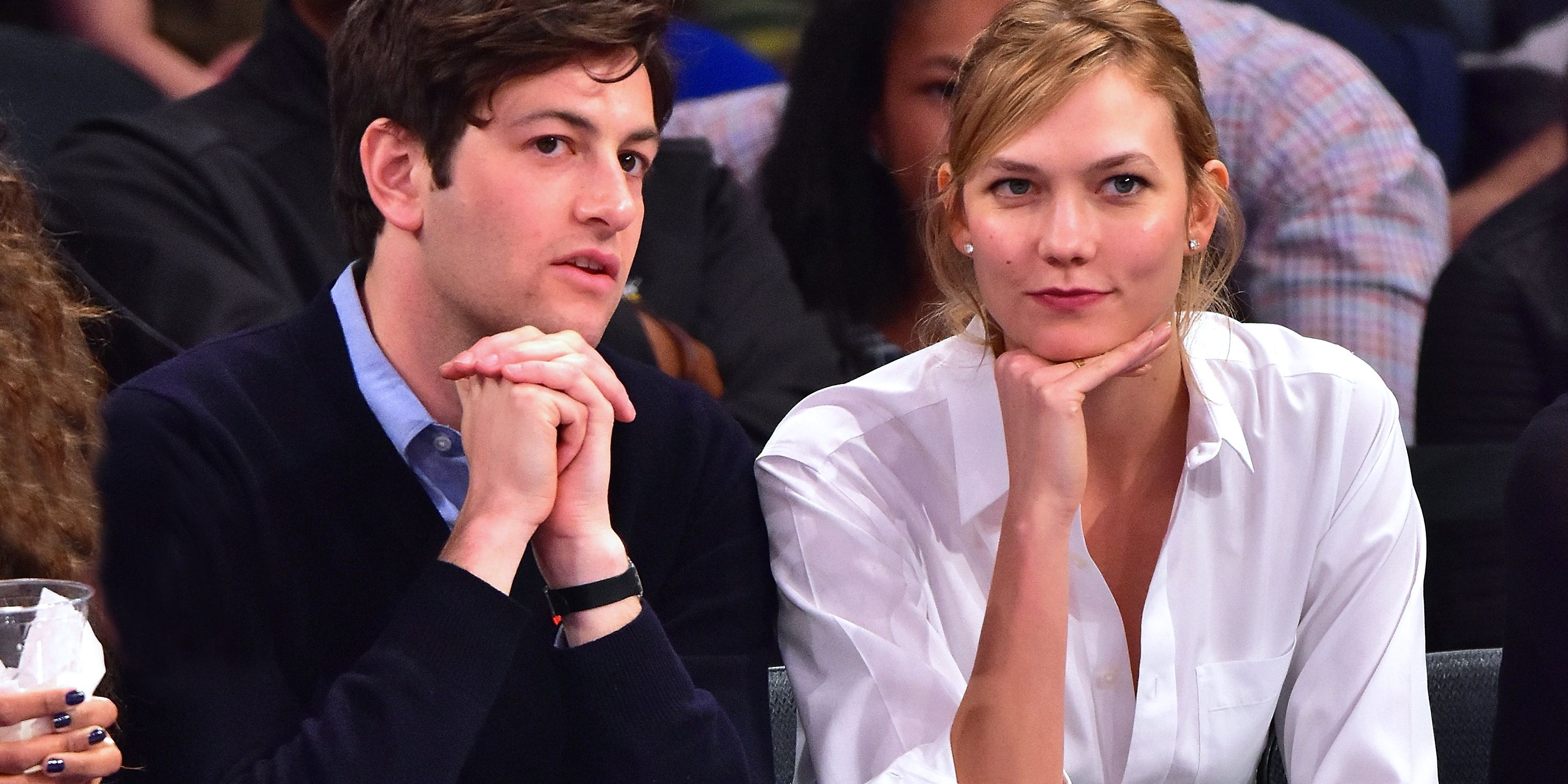 Karlie kloss dating josh kushner